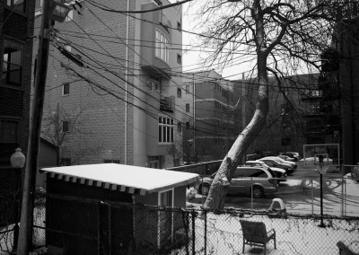 Chicago. B& White