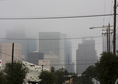 Houston.   Downtown