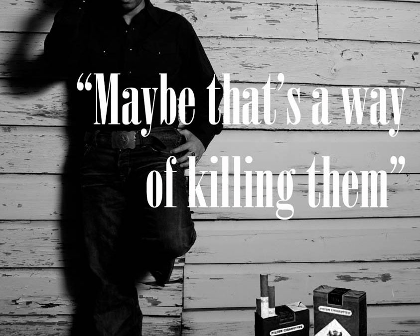 Terrorist, Cowboy, Fag